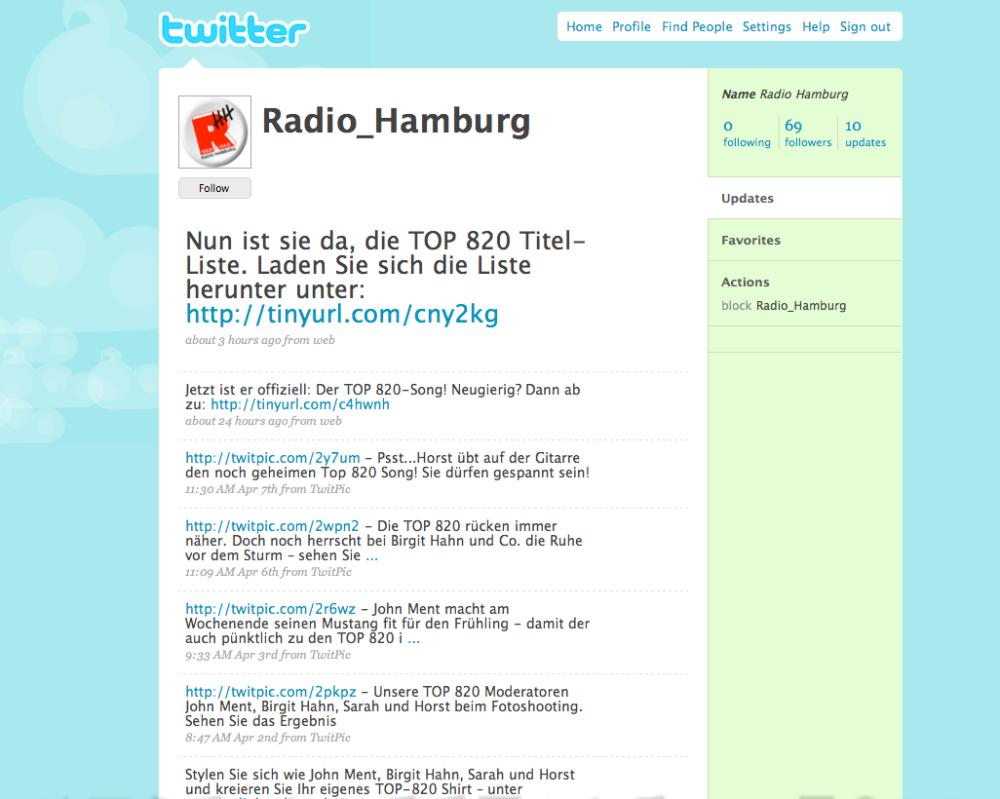 Radio_Hamburg Twitter